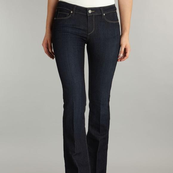 6140a7a4b50 PAIGE Jeans | Dark Wash Skyline Boot Cut Size 27 | Poshmark
